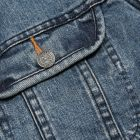 Denim Jacket - Washed Indigo