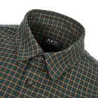 Shirt - Green Check