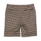 Winster Club Check Shorts - Vicuna