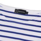 Armor-Lux Mariniere Doelan T-Shirt in Blue