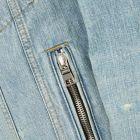 Balmain Denim Jacket - Blue 21398CP -4