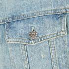 Balmain Denim Jacket - Blue 21398CP -5