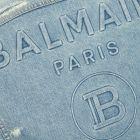 Balmain Denim Jacket - Blue 21398CP -6