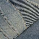 Biker Jeans - Bleach Blue