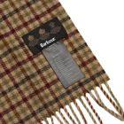 Scarf - Olive / Merlot Shepherd Houghton Check