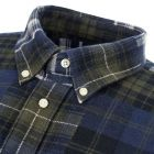 Barbour Beacon Check Shirt - Forest  21042CP -3