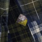 Barbour Beacon Check Shirt - Forest  21042CP -4