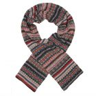 barbour scarf grey melrose usc0112 gy311