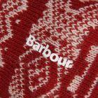 Socks - Fairisle Red