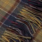 Scarf & Gloves Set - Classic Tartan
