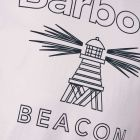 Barbour T-Shirt - Purple 21514CP -3