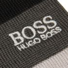 Hugo Boss Green Beanie Ciny in Black
