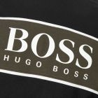 BOSS Bodywear Sweatshirt Authentic - Black 21653CP -3