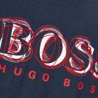 BOSS Athleisure T-Shirt 4 - Navy  21663CP -3
