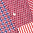 Check Shirt - Red / White Check