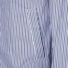 Jacket Striped - Blue / Navy / White
