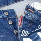DSquared Skinny Jeans – Blue 21350CP -2