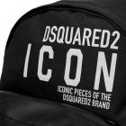 DSquared Backpack – Black 21352CP -4