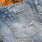Jeans Cigarette - Washed