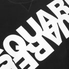 DSquared Sweatshirt Logo – Black 21348CP -3