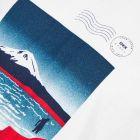 Edwin T-Shirt Awoke - White  21715CP -4