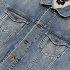 Denim Jacket - Kingston Blue