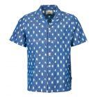 Folk Short Sleeve Shirt   FM5136S BLU Blue