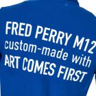 Art Comes First Polo - Regal Blue