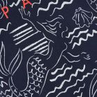 Kenzo T-Shirt - All Over Print Navy  21905CP -4