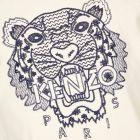 Kenzo T-Shirt Logo - Ecru 22210CP -3