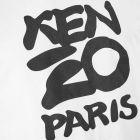 Kenzo T- Shirt - White  21903CP -3