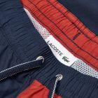 Swim Shorts - Navy/Red