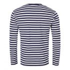 Long Sleeve T-Shirt - Navy Stripe