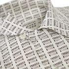 Short Sleeve Shirt Fragile - White / Black
