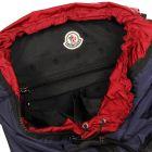 Moncler Navy Gerard Backpack