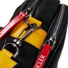 Cross Body Bag - Black / Yellow