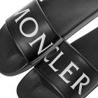 Moncler Sliders Bastein - Black 22040CP -6