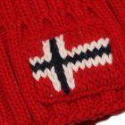 Bobble Hat Semiury  - Red