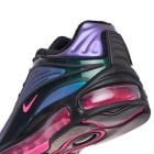 Air Max Deluxe Trainers - Black / Laser Fuschia
