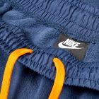 Nike Fleece Joggers - Navy