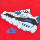 Nike T-Shirt – Red 21443CP -3