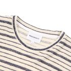 T-Shirt - Navy / Ecru