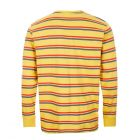 Long Sleeve T Shirt - Yellow Stripe