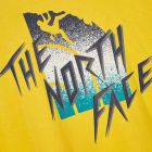 North Face T-Shirt Masters Of Stone - Bamboo Yellow 21979CP -3