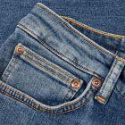 Nudie Jeans Skinny Lin - Blue 21144CP -3