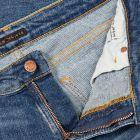Nudie Jeans Skinny Lin - Blue 21144CP -4