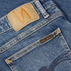 Nudie Jeans Skinny Lin - Blue 21144CP -5