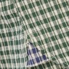 Oliver Spencer Shirt Clerkenwell Tab - Green 21955CP -5