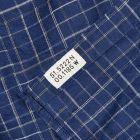 Oliver Spencer Shirt Grandad - Navy 21954CP -4