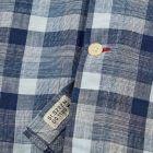 Short Sleeve Shirt – Blue